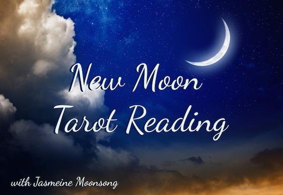 New Moon Tarot Reading