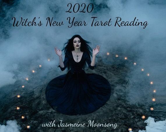 Witch's New Year Tarot Reading