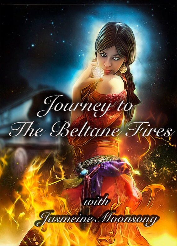 Beltane Tarot Reading - Journey To The Beltane Fires