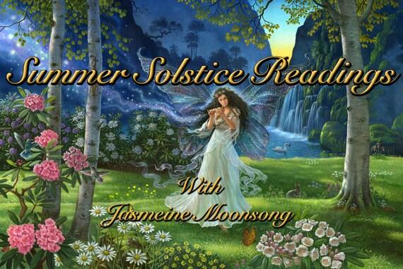 Summer Solstice Tarot Reading (Litha Tarot Reading)