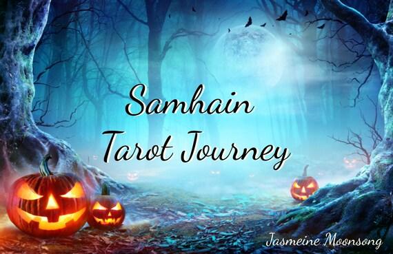 Samhain Tarot Journey