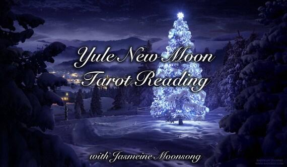 Yule New Moon Reading