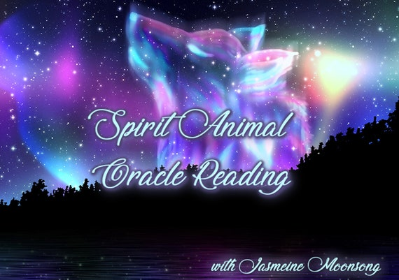 New!! Spirit Animal Oracle Reading