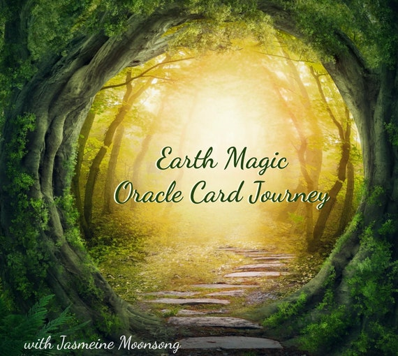 Earth Magic Oracle Card Journey