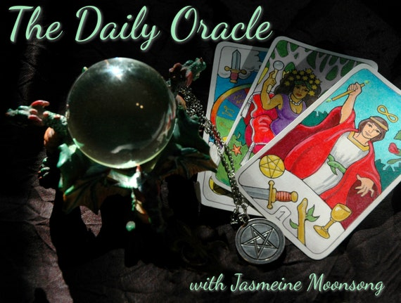 Daily Oracle Readings