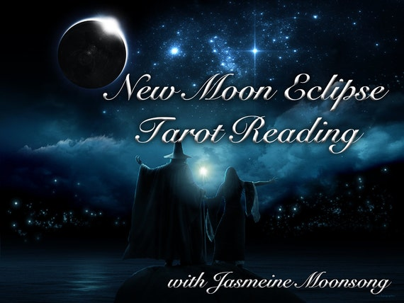 New Moon Eclipse Tarot Reading