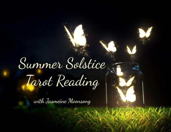 Summer Solstice Tarot Reading