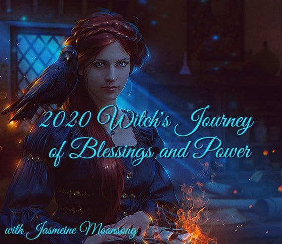 2020 Witch's Journey of Blessings and Power