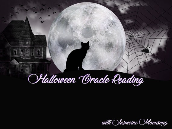 Halloween Oracle Reading
