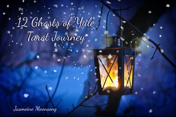 12 Ghosts of Yule Tarot Journey