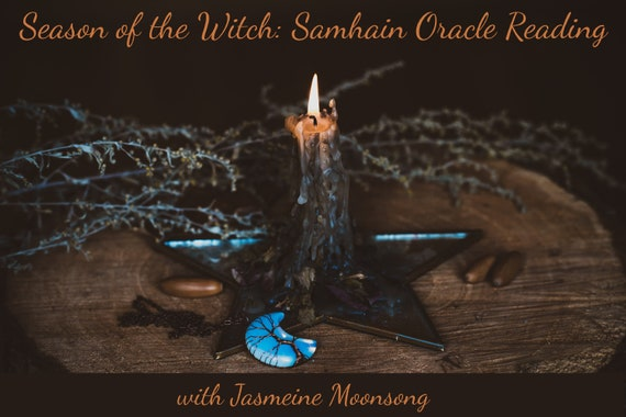 New!! Season of the Witch - Samhain Oracle Reading