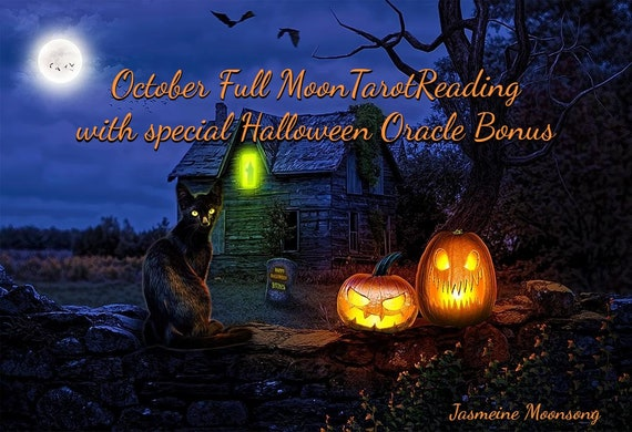 October Full Moon Tarot Readings