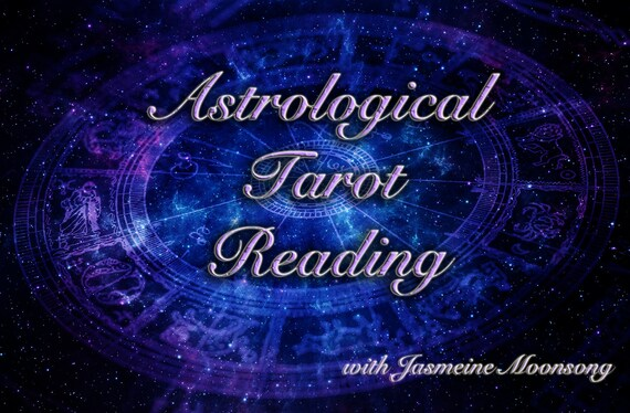 Astrological Spread Tarot Reading