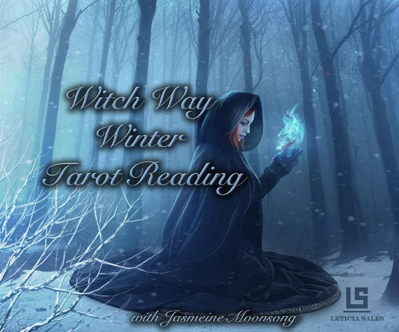 Witch Way Winter Reading