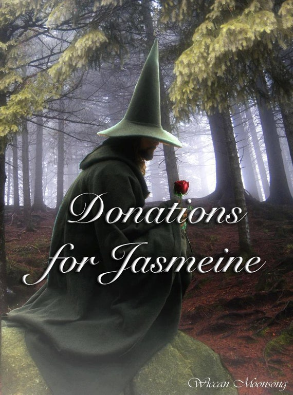 Donations For Jasmeine