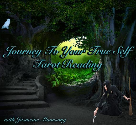 Journey To Your True Self Tarot Reading