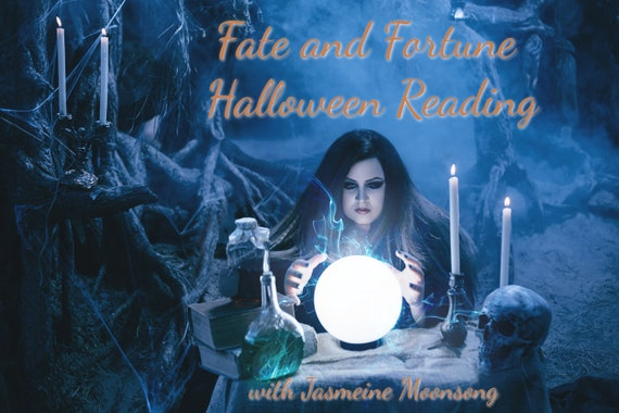 Fate and Fortune Halloween Reading