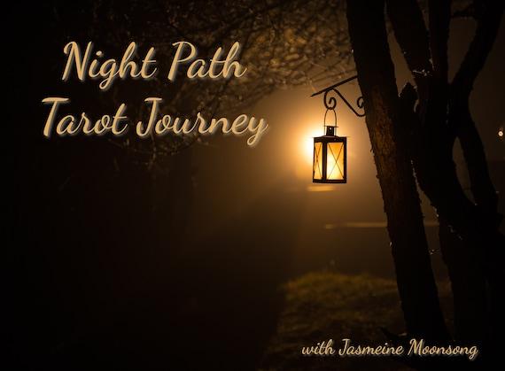 Night Path Tarot Journey