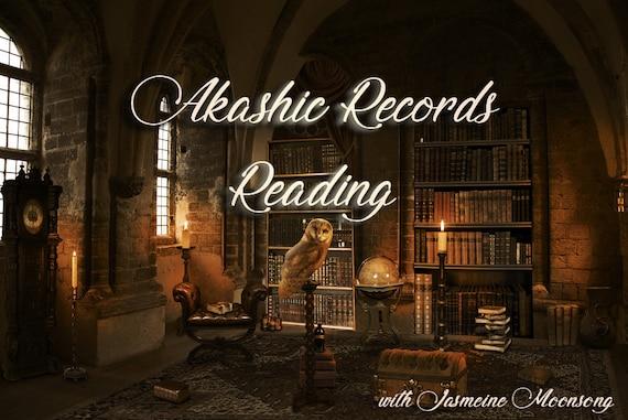 NEW!!!! Akashic Records Reading