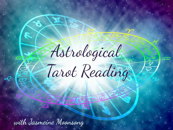 Astrology Tarot Reading