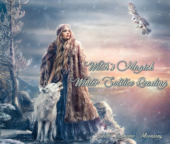 Witch's Magick - Winter Solstice Reading