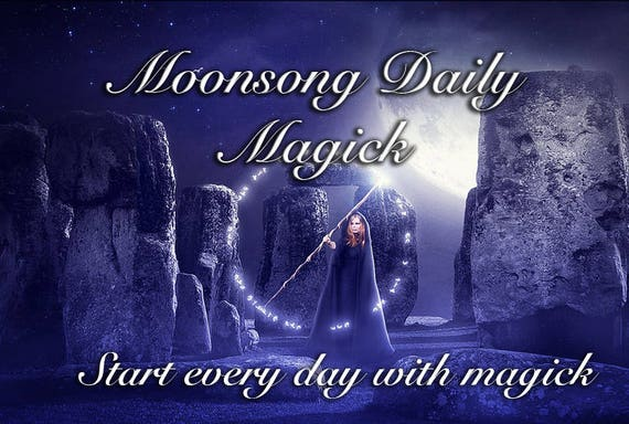 Moonsong Daily Magick Membership