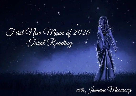 First New Moon of 2020 Tarot Reading