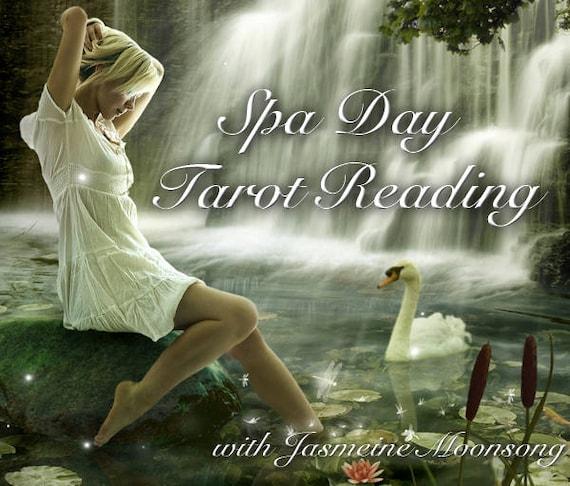 Spa Day Tarot Reading