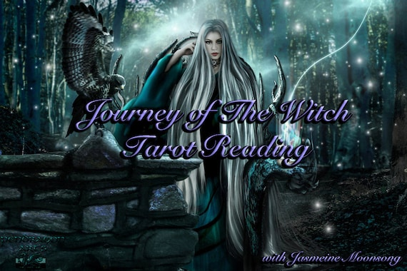 Journey of the Witch Tarot Reading
