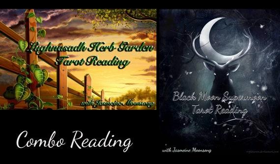 Lugnasadh & Black Moon Combo Reading
