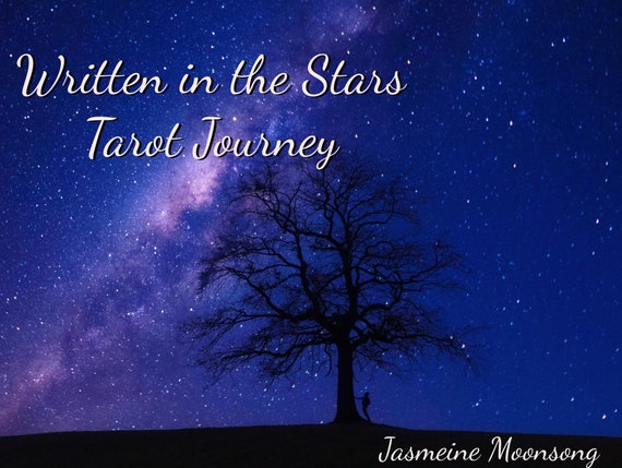NEW!!! Written in the Stars Tarot Journey