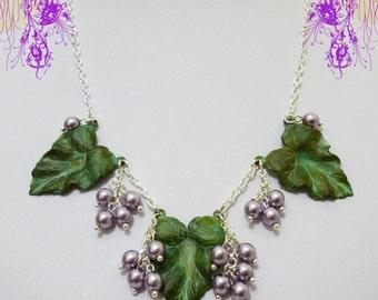 Forest Vine Necklace