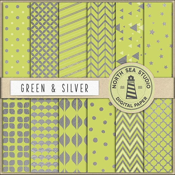 image regarding Printable Patterned Paper referred to as Purchase 5 Acquire 3 Totally free, Eco-friendly Patterned Paper, Environmentally friendly Electronic Paper