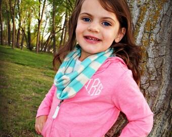 Girls Monogram Jacket | Girls Monogram Zip Up Jacket | Girls Jacket | Monogrammed Jacket | Gifts for Girls | Gifts under 30 | Christmas Gift
