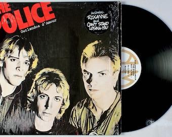 Police - Outlandos d'Amour (1979) Vinyl LP; Sting, Roxanne