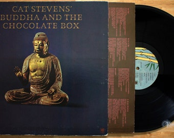 Cat Stevens - Buddha and the Chocolate Box (1974) Vinyl LP  Oh Very Young