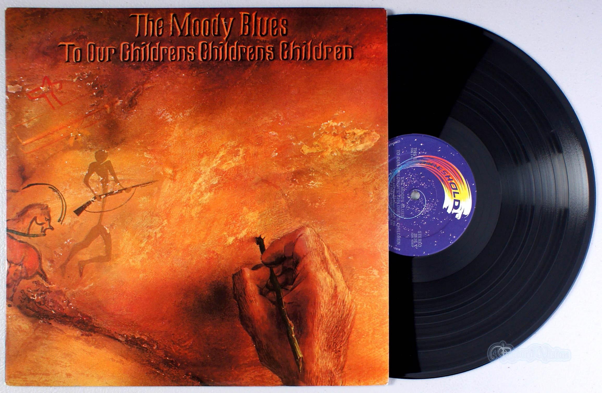 Moody Blues - To Our Children's Children (1969) Vinyl LP