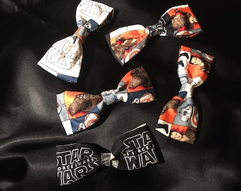 Boys Star Wars bow Tie