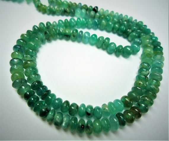 Green Multi  Moonstone Coated Faceted  Roundels Beads AAA Quality Size 3 To 3.20  mm Length Is 13/'/' Inch 1 String.