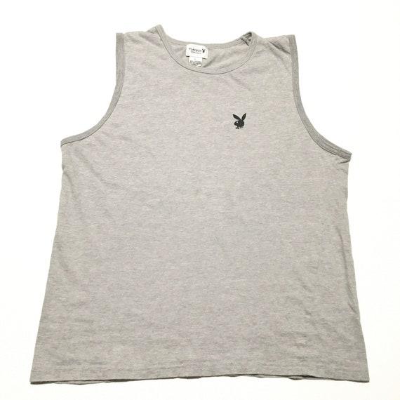 Vtg. Playboy Underwear Tank
