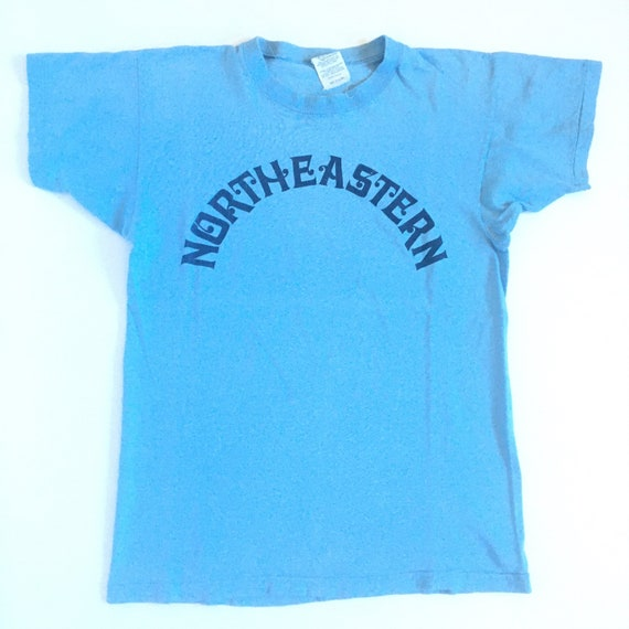Vtg. 60s Northeastern T-Shirt