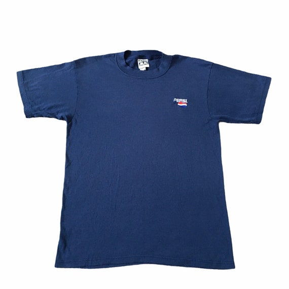 Vintage 90s Pepsi Cola Mesh T-Shirt - image 1