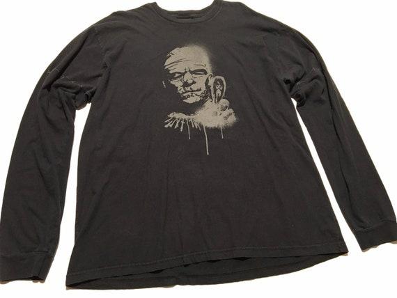 Vtg. 90s Frankenstein Monster Halloween Longsleeve