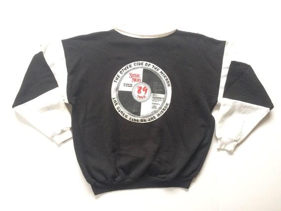 Vtg. 80s Stevie Nicks tour sweatshirt