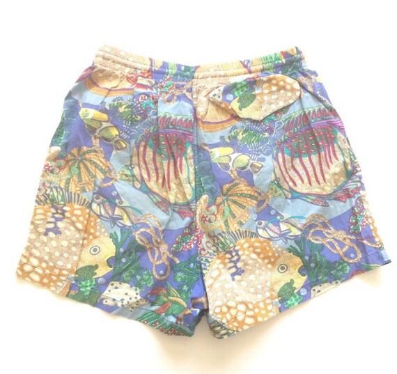 Hermès Rare Vintage Swim Shorts