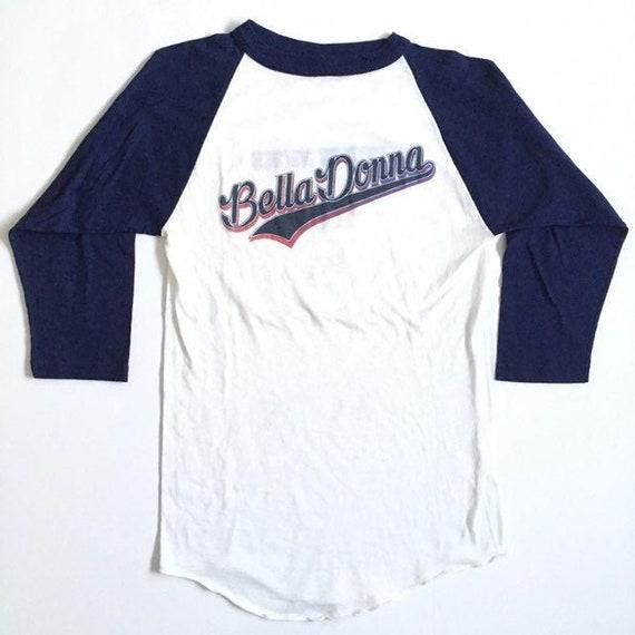Vtg. 1981 Stevie Nicks Bella Donna Tour Vintage Ra