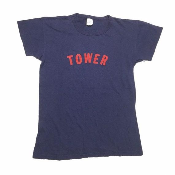 Vtg. 50s Tower Eagle Sportswear T-Shirt