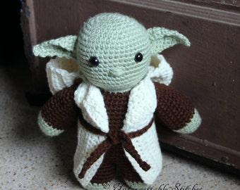"""10"""" Plush Yoda"""