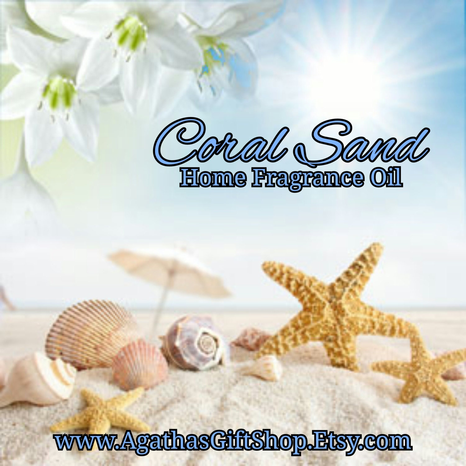 Coral Sand Home Fragrance Diffuser Warmer Aromatherapy
