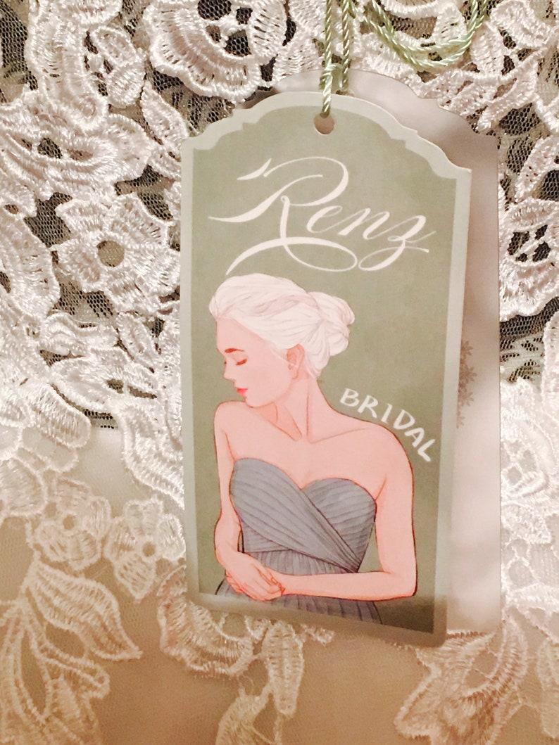 short knee length lace chiffon see through Renz bridal wedding dress with illusion neckline vintage